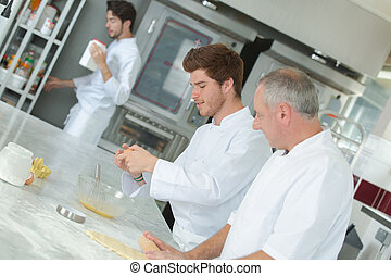 the future cooks