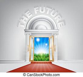 The Future Door Concept