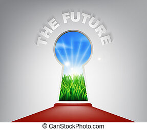 The Future Keyhole Concept