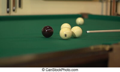 The game of billiards 6