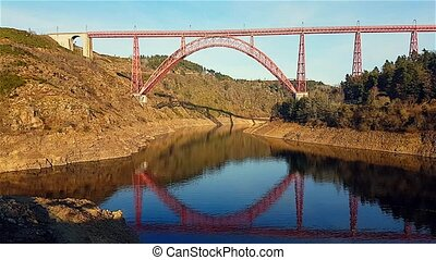 The Garabit Viaduct (Viaduc de Garabit in French) - Famous...