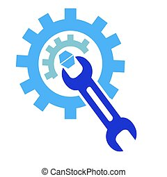 the gear wrench logo