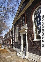 The Geffrye Museum in London