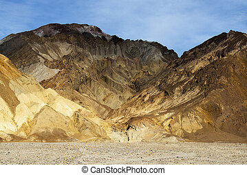 Death Valley National Park - The geology of Death Valley ...