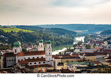 The German city of Passau