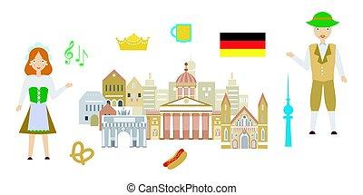 the germany set