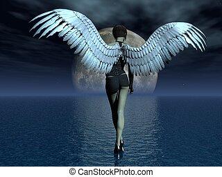 girl angel