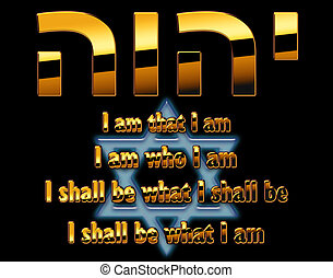 "YHWH - The God of the Jews ""YHWH"""