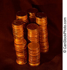 The Gold coins