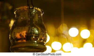 the golden cup close up