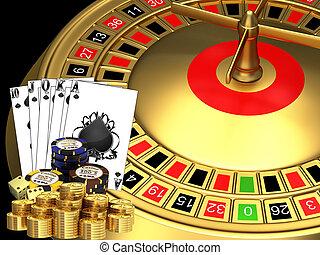 The Golden roulette