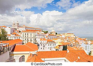 The Graca quarter, Lisbon, Portugal - The Graca quarter ...