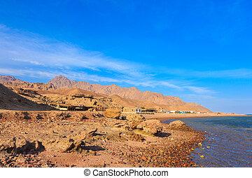 The Grand canyon. Dahab