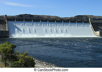 Grand Coulee Hydroelectric Dam - The Grand Coulee ...