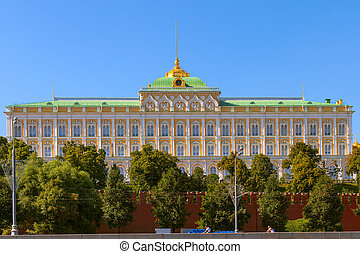 The Grand Kremlin Palace, Moscow