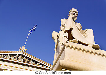 Socrates - The great ancient Greek philosopher Socrates