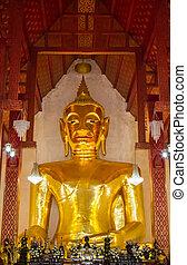The great Buddha statue