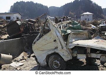 The Great East Japan Earthquake