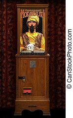 The Great Nokanduski - Automated vintage fortune teller...