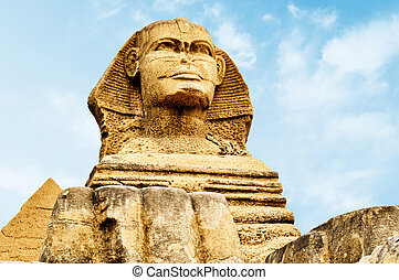 Sphinx - The Great Sphinx of Giza