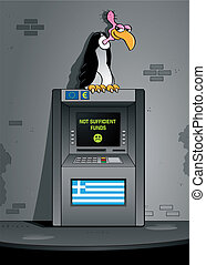 The Greek Bankruptcy vulture - The Greek Bankruptcy - a...