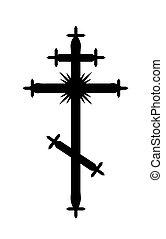 The Greek-Catholic Orthodox Cross