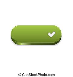 The green accept button