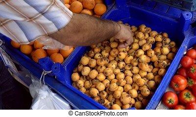 The Greengrocer Organic Shopping