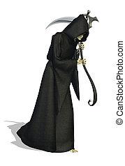 The Grim Reaper - Harbinger of Death - The Grim Reaper...