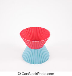 The group of silicone baking cup