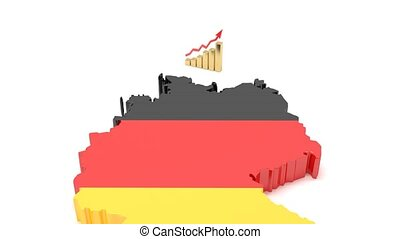 The growth of the German economy. Prosperity of Germany. - ...