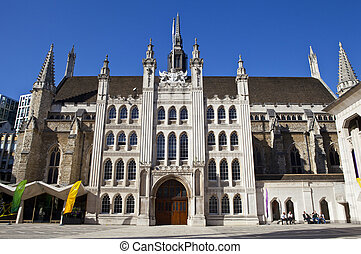 The Guildhall in London