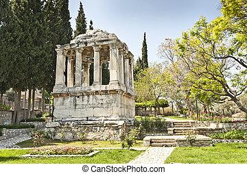 The gumuskesen Mausoleum