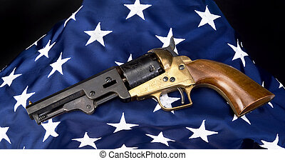 The gun that won the west.