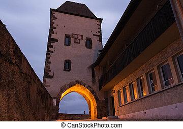 The Hagenbachturm