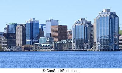 Halifax, Nova Scotia city center - The Halifax, Nova Scotia...