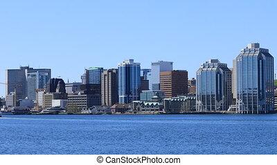 Halifax, Nova Scotia skyline - The Halifax, Nova Scotia...