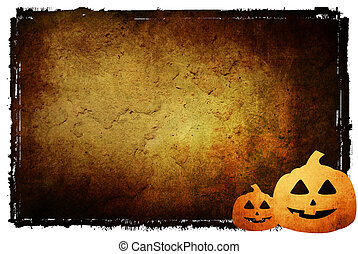 The Halloween abstract Background