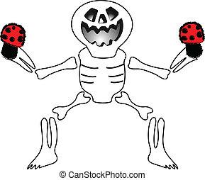 the Halloween vector designs