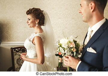 The happinest brides