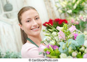 the happy florist