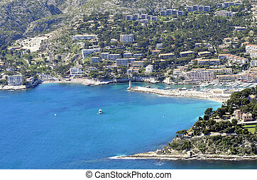 Cassis - The harbor of Cassis in the south of France