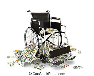 The high costs of medical care, Expenses in treatment,...