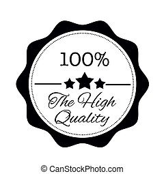 the high quality grunge stamp with on vector illustration