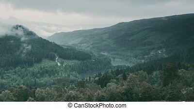 The Highlands Of Norway - Graded and stabilized version....