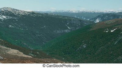 The Highlands Of Norway - Graded and stabilized version. ...