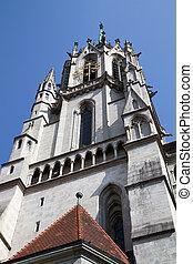 "The historic church ""Paulskirche"" in Munich, Germany"