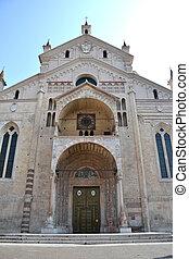 Verona - Italy - The historic city of Verona - Italy