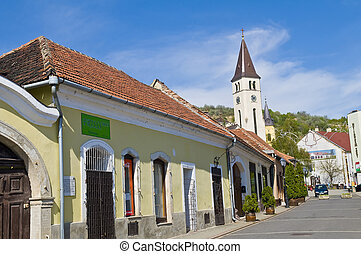 Tokaj - The historic old Tokaj Hungary , An Unesco world ...