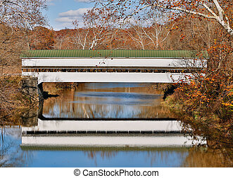 Westport Covered Bridge